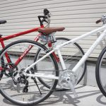 ダイニチ ロードマーク クロスバイク風自転車 入荷