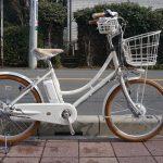 ブリヂストン イルミオ ストーリィコラボレーション自転車!!