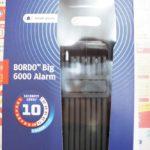 ABUS BORDO Alarm 6000A(世界初 3Dセンサーアラーム付き)入荷しました~