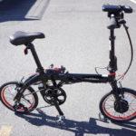 ジック 最小・最軽量クラス 電動アシスト自転車「トランスモバイリィー」納車いたしました!!