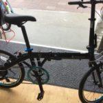 ルノー LIGHT10 軽量折り畳み自転車あります!!